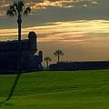 The Castillo De San Marcos by Bob Johnson