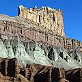 The Castle Capitol Reef National Park Utah by Jason O Watson