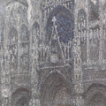 The Cathedral In Rouen by Claude Monet