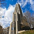 The Cathedral Of Learning 2g by Jimmy Taaffe