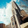 The Cathedral Of Learning 3 by Jimmy Taaffe