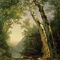 The Catskills by Asher Brown Durand