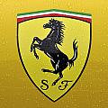 The Cavallino Rampante Symbol Of Ferrari by Dutourdumonde Photography