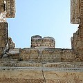 The Ceiling Of The Tetrapylon Aphrodisias by Tracey Harrington-Simpson