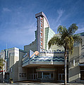 The Century Theatre In Ventura by Mountain Dreams