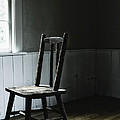 The Chair By The Window II by Margie Hurwich