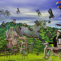 The Chairs Of Oz by Betsy Knapp
