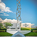 The Challenger Memorial 2 - Bayfront Park - Miami by Ian Monk