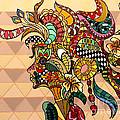 The Chameleon - L by Doddo Day