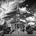 The Chapel by Mike Burgquist