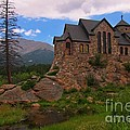 The Chapel On The Rock by John Malone