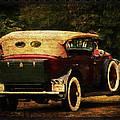 The Charm Of History - Vintage Art by Jordan Blackstone