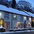 The Chequers Inn by David Birchall