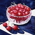 The Cherry Bowl by Lyn DeLano