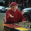 The Chess King Jude Acers Of The French Quarter by Kathleen K Parker