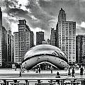 The Chicago Bean II by Mark Olshefski