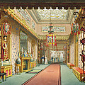 The Chinese Gallery, From Views by English School