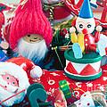 The Christmas Clown II by Mary  Smyth
