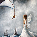 The Christmas Star Original Artwork by Artisan Parlour