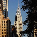 The Chrysler Building by Art by Dance