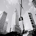 The Chrysler Building In New York by Shaun Higson