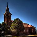 The Church by Jonathan Davison