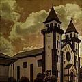 The Church Of Furnas by Eduardo Tavares