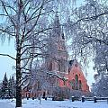 The Church Of Kemi by Jouko Lehto