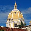 The Church Of San Pedro Claver. by Blair Wainman