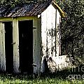 The Church Outhouse by Gary Richards