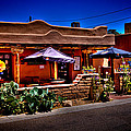 The Church Street Cafe - Albuquerque New Mexico by David Patterson