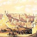 The Citadel Of Cairo Residence Of Mehemit Ali by Munir Alawi