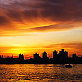 The City Awakes by Tami Stieger