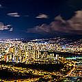 The City Of Aloha by Jason Chu
