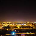 The City Of Jerusalem by David Morefield