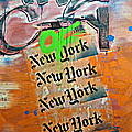 The City Of New York by Lost Breed Art