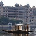 The City Palace, India by John Shaw