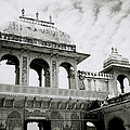 The City Palace Udaipur by Shaun Higson