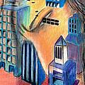 The City by Renee Doehrel Rhodehamel