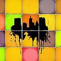 The City Splash by Florian Rodarte