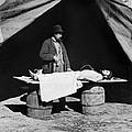 The Civil War, Embalming Surgeon by Everett