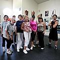 The Class With Class by Liz Santie