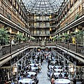 The Cleveland Arcade by The Art of Alice Terrill