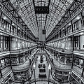 The Cleveland Arcade Viii by Clarence Holmes