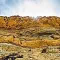 The Cliffs At Torrey Pines San Deigp by Cindy Tiefenbrunn