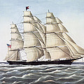 The Clipper Ship Flying Cloud by Anonymous