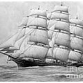 The Clippership Taeping Under Full Sail by Pablo Romero