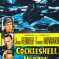 The Cockleshell Heroes, Us Poster, Left by Everett