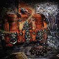 The Coffer Of Spells by Alessandro Della Pietra