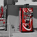 The Coke Machine by Richard J Cassato